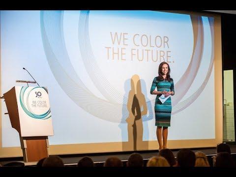 2018 N24 / WELT Moderatorin Susanne Schöne Showreel - englisch event gala tradefair presenter