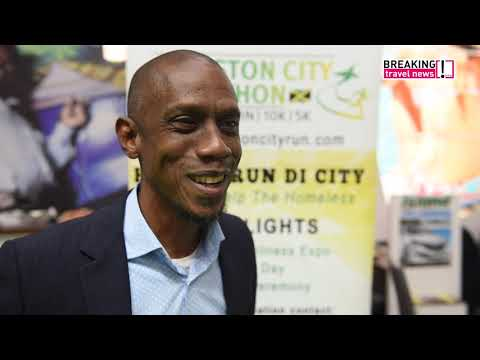 Christopher Jarrett, chairman, Jamaica Hotel & Tourist Association (Kingston)