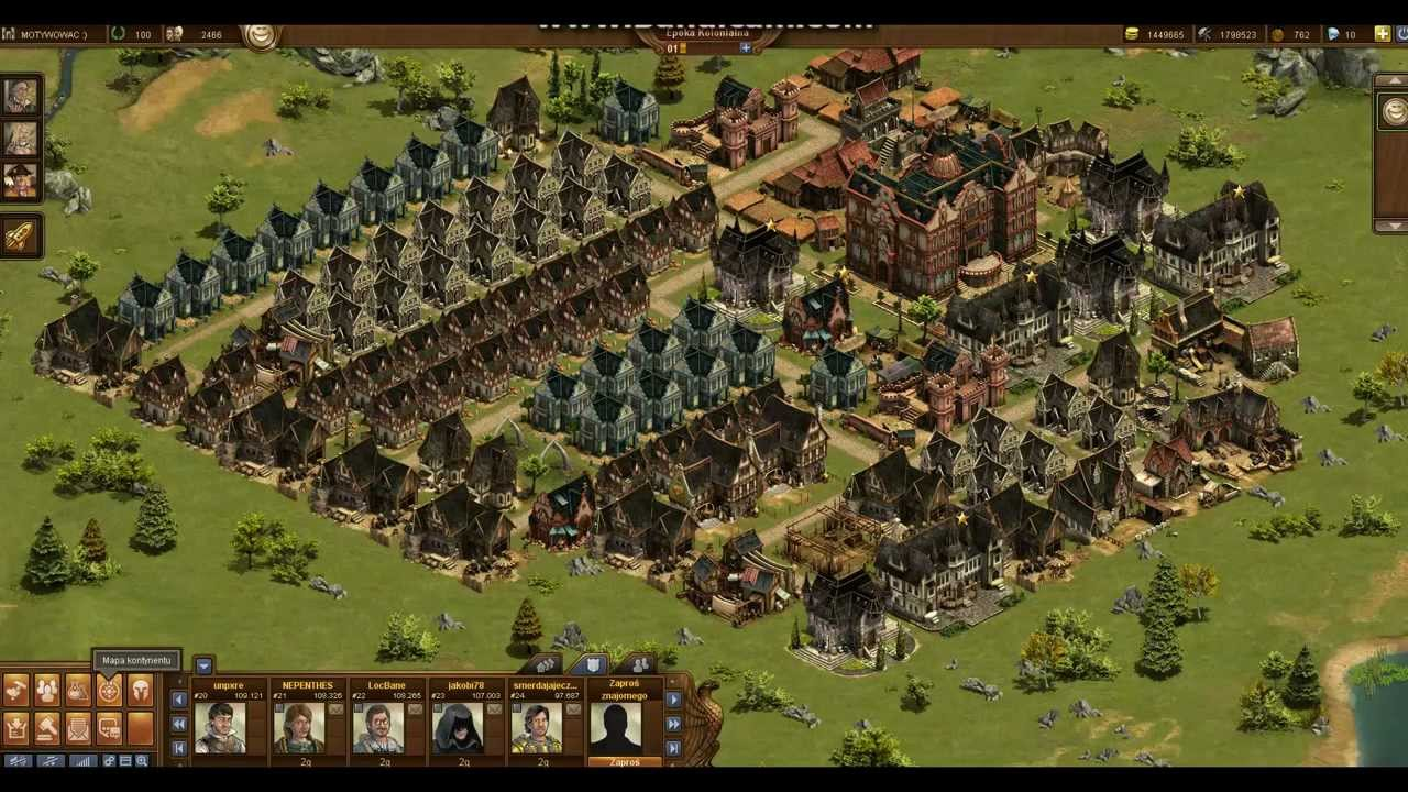 Forge of empires colonial age download free