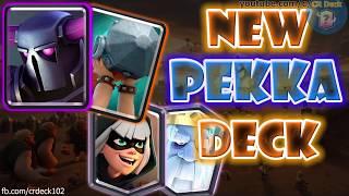 New Pekka Battle Ram Deck 💫💫💫 Pekka Ram Royal Ghost Bandit Deck