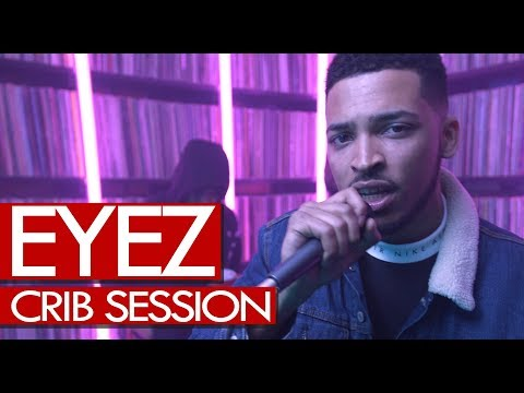 Eyez freestyle - Westwood Crib Session (4K)