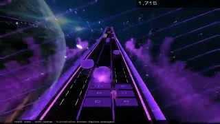 Eminem - Rap God - Audiosurf2 Gameplay 60fps HQ