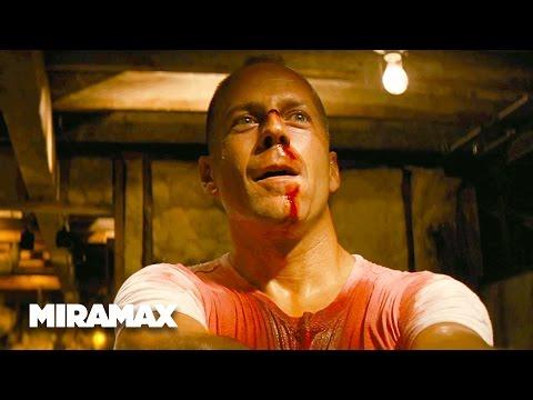 Pulp Fiction | 'Pretty Far from Okay' (HD) - Bruce Willis, Ving Rhames | MIRAMAX