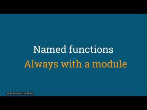 Elixir Functions Intro (Tamil)