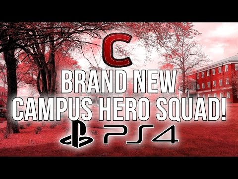 Madden 16 Ultimate Team :: New Campus Hero Squad Lineup! ::-PS4 Madden 16 Ultimate Team