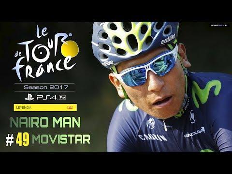🔴 Etapa 12 Tour de Francia 2017 SUPER NAIRO ✅ Modo Leyenda