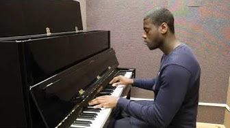 """Favourite Girl"" - Stefflon Don ft Haile (Piano Cover) - Patrick Yeboah"