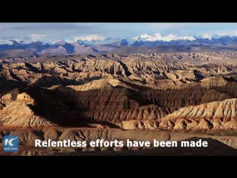 Tibet: roof of the world