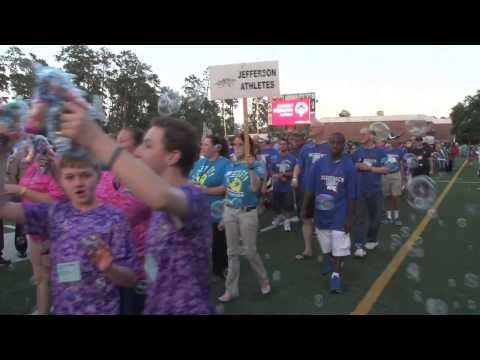Special Olympics Opening Ceremony  2015 HD