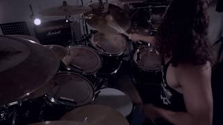 Erce - Blinded By Fear (At The Gates Drum Cover)