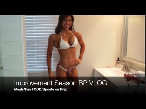 BP Offseason VLOG I 10 Weeks Post Show, Reverse Dieting