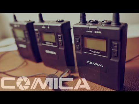 Comica CVM-WM300 Review