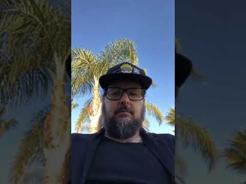 Jonathan Davis on Facebook Live 12/18/17