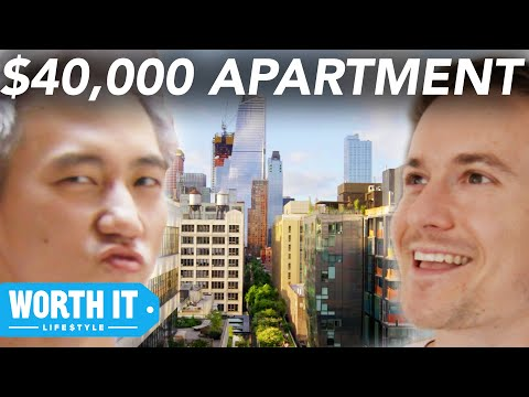 Thumbnail: $1,700 Apartment Vs. $40,000 Apartment