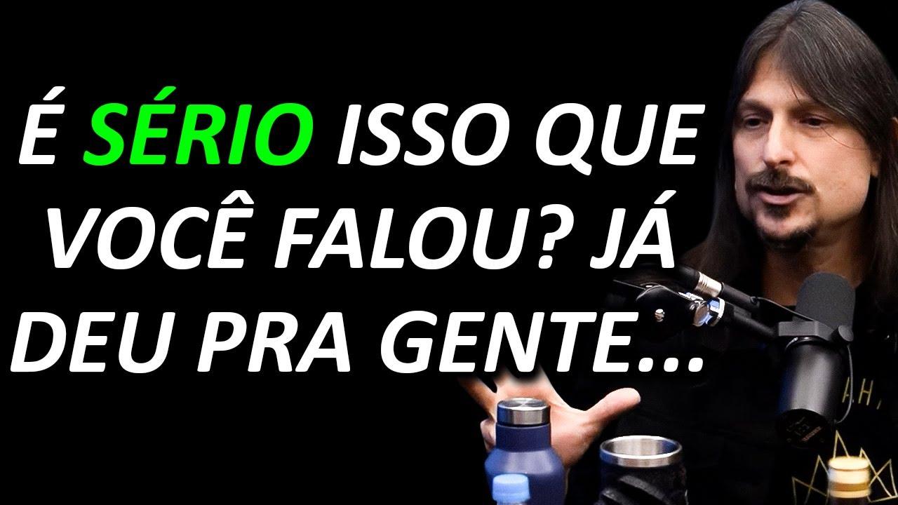CONVIDADO QUIS IR EMBORA DEPOIS DE OPINIÃO DO IGOR