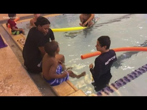 YMCA Gives Free Swim Lessons To Stop Drowning