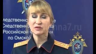 В Калачинске на пожаре погибли мать и ребенок(Еще больше НОВОСТЕЙ на http://antenna7.ru/