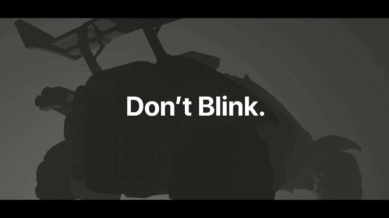 Don't Blink. Rocket League in 107 seconds.
