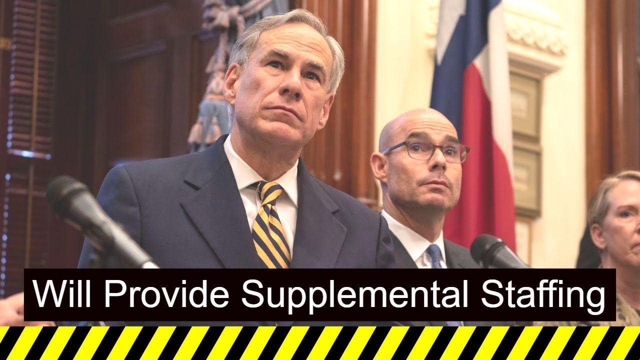 Headlines WIth A Voice - Texas Governor Orders National Guard to Border