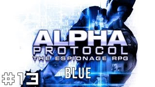 Alpha Protocol BLUE #13 - Marburg