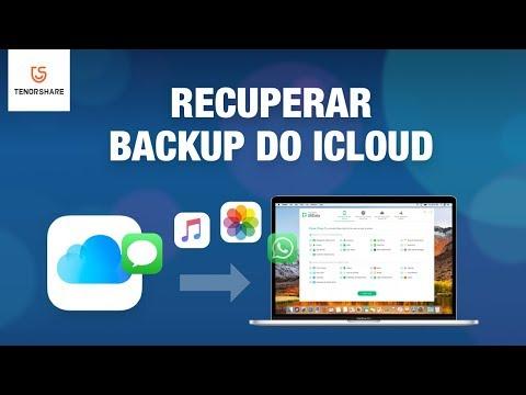 Como Restaurar IPhone Do Backup Do ICloud