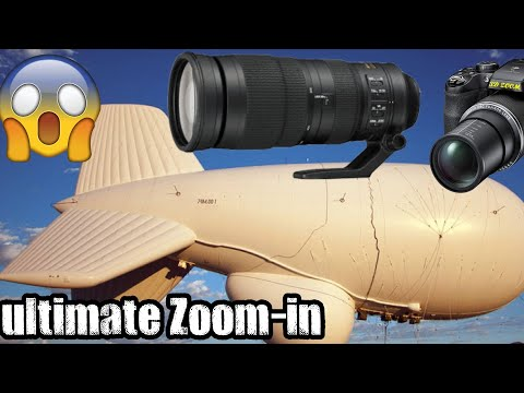 Unbelievable Camera Zoom-in Video Plane ✈️🛩️🛫  Advanced Camera Zoom Video