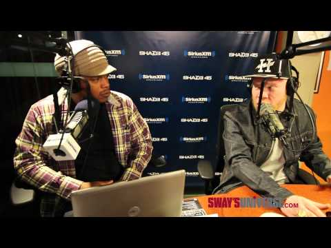 Krondon Talks Relationship with Xzibit on #SwayInTheMorning