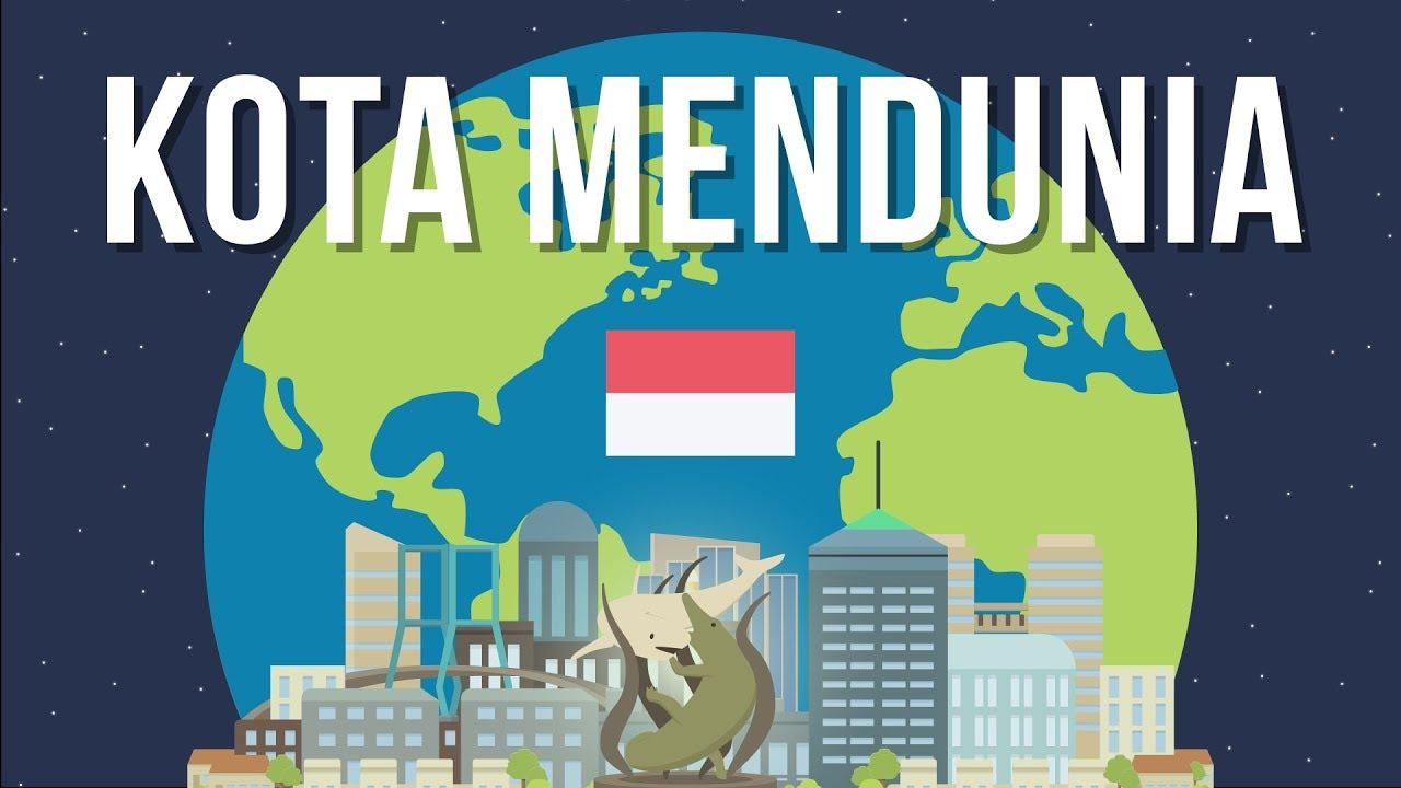 Sebuah Kota Indonesia Yang Mendunia