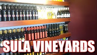 Sula Vineyards, Nashik   Wine Rates - SULAFEST 2018 #Sulafest 2018 😍