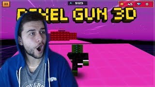WE MADE IT TO THE TOP 10 PLAYERS IN THE WORLD!! | Pixel Gun 3D