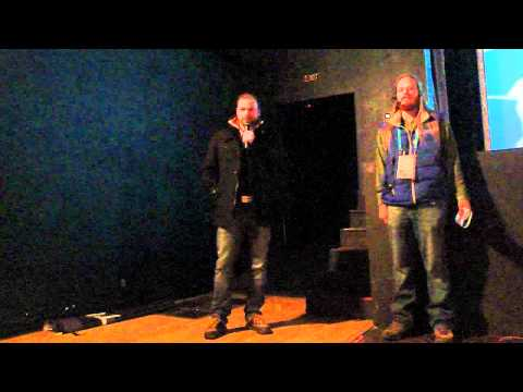 The Troll Hunter {director intro} @ 2011 Sundance Film Festival