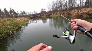 Как легко поймать щуку на спиннинг Стоянки щуки на малой реке ОСЕННЯЯ РЫБАЛКА НА ЩУКУ