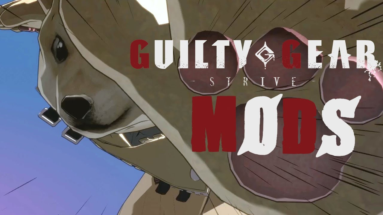Guilty Gear Strive [MODS] - All Overdrive Supers