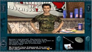 PC Game Walkthrough - Nancy Drew 5 The Final Scene - Day 1