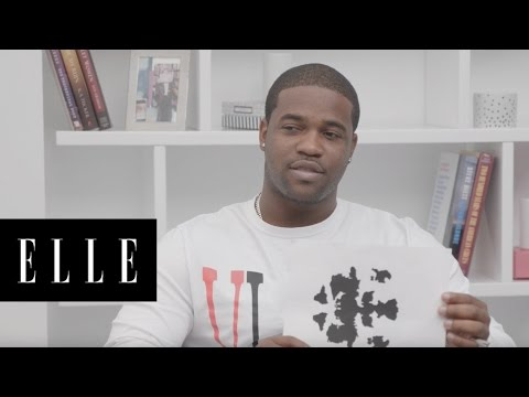A$AP Ferg on How To Keep a Woman | Rap Therapy | ELLE