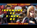 Inhumans vs X-Men #3 Review