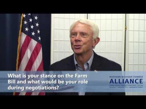 Farm Bill Bergman