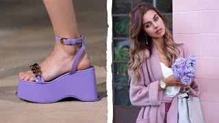 Стало известно какая женская обувь будет в моде весной и летом 2021