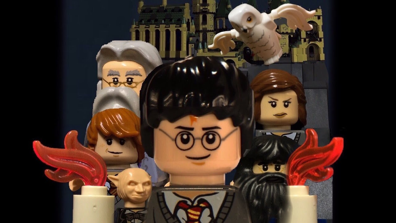 LEGO Harry Potter and the Sorcerers Stone Trailer 1 2001  YouTube