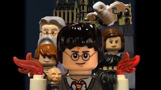 LEGO Harry Potter and the Sorcerer