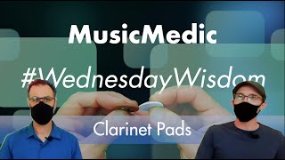 MusicMedic Clarinet Pads Overview