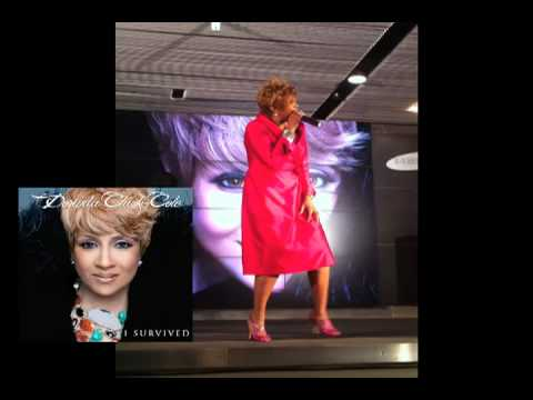 """Dorinda Clark-Cole - """"He Brought Me"""" LIVE at the Samsung Experience"""