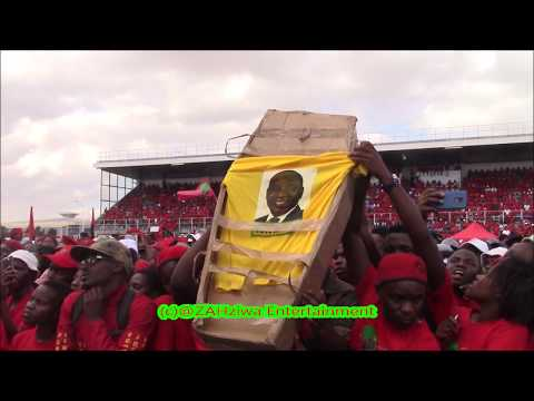 Julius Malema - EFF Western Cape RALLY - You will Respect Malema after watching this! !