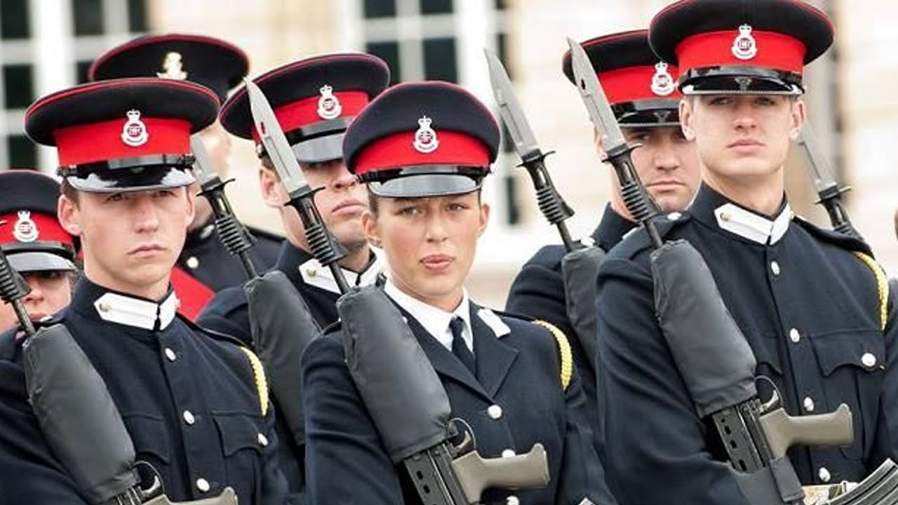 Download The Royal Military Academy Sandhurst Documentary - Part 1