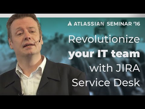 Revolutionize your IT Team with JIRA Service Desk