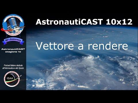 AstronautiCAST 10x12 - Vettore a rendere