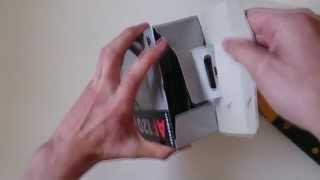 corsair af120 red led case fans dual pack unboxing