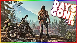 Days gone gameplay PS4 PRO (+18) #53