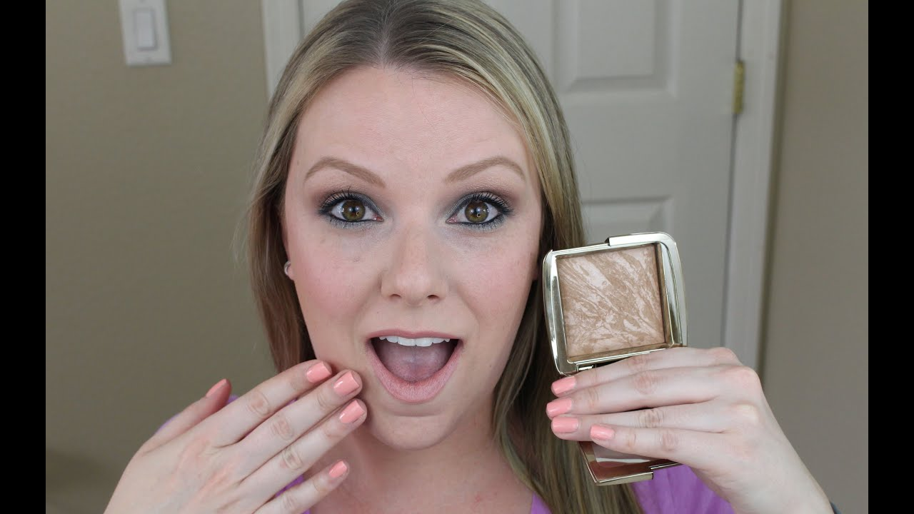 hourglass ambient lighting bronzer first impressions