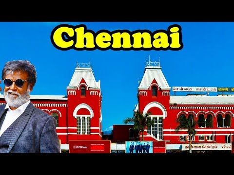 Top 10 Facts - Chennai